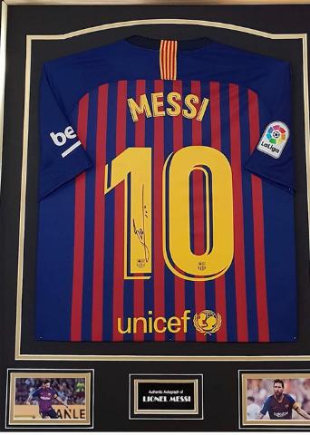 Maglia di Messi